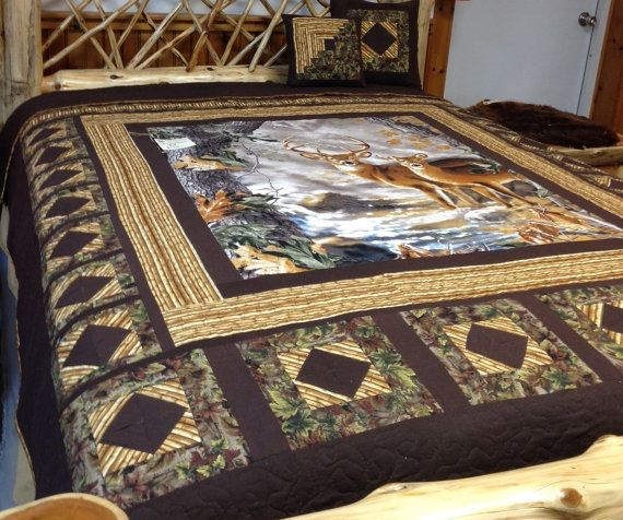 The 169 Best Images About Quilts Camo Wildlife On