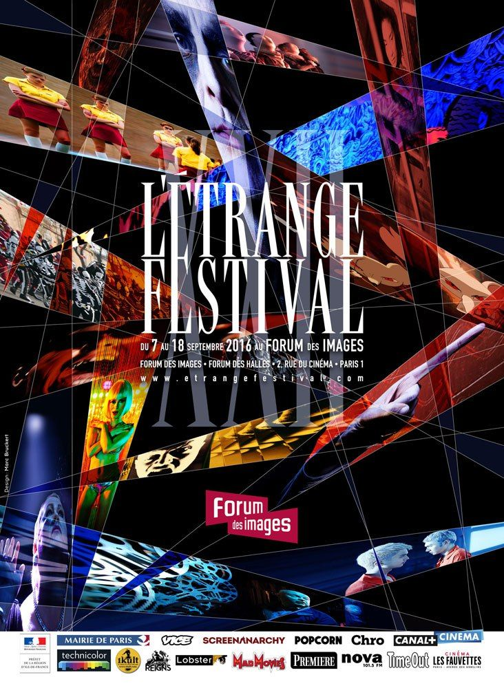 Notre sélection du programme de L'Etrange Festival 2016 détaillée par Fabrice Syg