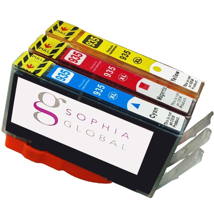 Sophia Global Compatible Ink Cartridge Replacement for HP 935XL