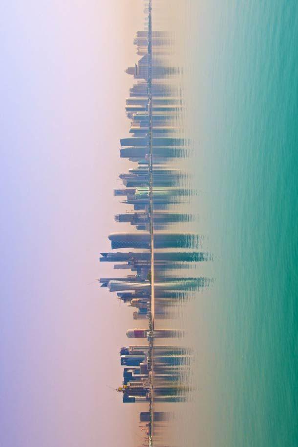 Skyline – Photographie by Mahdjoubi