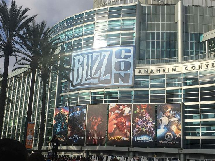 Whos ready for BlizzCon spam! Our good friend @thephantomskull is out in Anaheim covering this awesome event for us! #blizzcon #blizzcon2017 #blizzard #anaheimconventioncenter #worldofwarcraft #wow #overwatch #diablo #starcraft #hearthstone #heroesofthestorm #anaheim #california #nerd #convention #talesofthecon #friday #dayone #nerdlife