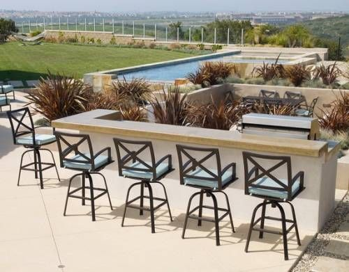 outdoor bar sets sears