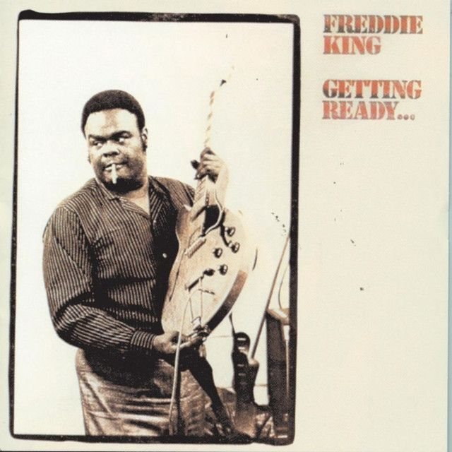 Saved on Spotify: Going Down by Freddie King