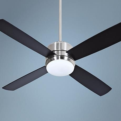 """$225 - 44"""" Craftmade Montreal Stainless Steel Ceiling Fan"""