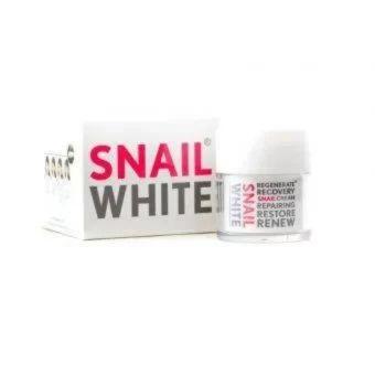 จัดส่งฟรี  Snail White Cream ครีมหอยทากขาว 50ml.  ราคาเพียง  789 บาท  เท่านั้น คุณสมบัติ มีดังนี้ ช่วยให้ใบหน้า ขาวกระจ่างใส เร่งการผลัดเปลี่ยนเซลล์ผิวอย่างอ่อนโยน ลดเลือนริ้วรอย ยกกระชับใบหน้า