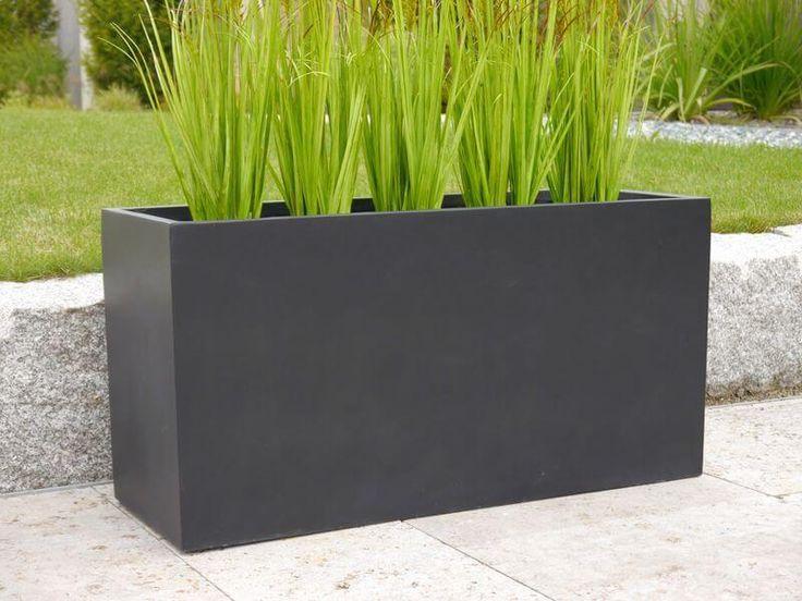 Die besten 25+ Pflanzkübel fiberglas Ideen auf Pinterest - pflanzkubel aus beton gestalterische highlights