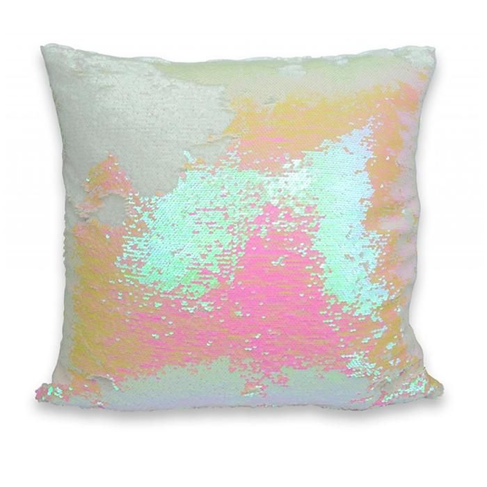 pink bedroom cushions aviva stanoff design mermaid sequins pillow in pink and 12835