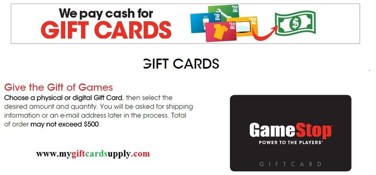 Basically,  We have a range of pre-paid Gift Cards available to buy online and these can be purcahsed just as you would purchase