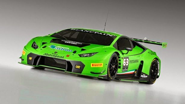 Everything cars, F1, WEC, Supercars : Lamborghini Huracan GT3 is here