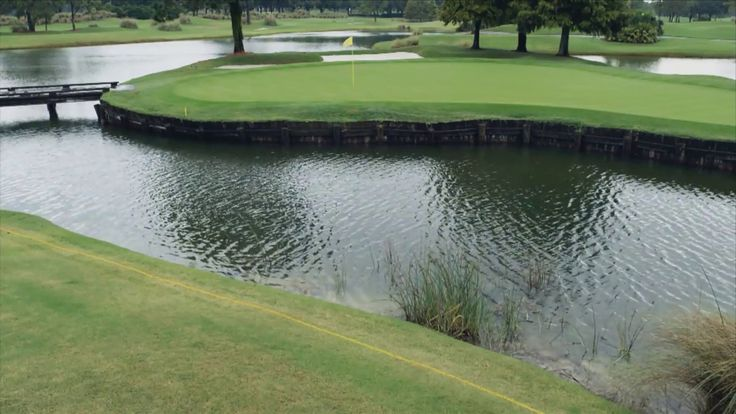 Rules of Golf Explained: Water Hazards