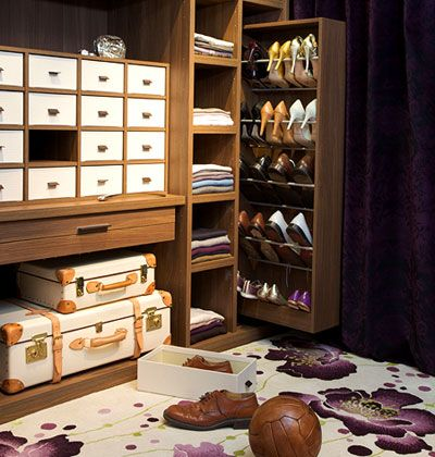 50 Cool Walk-In Closet Design Ideas | Shelterness