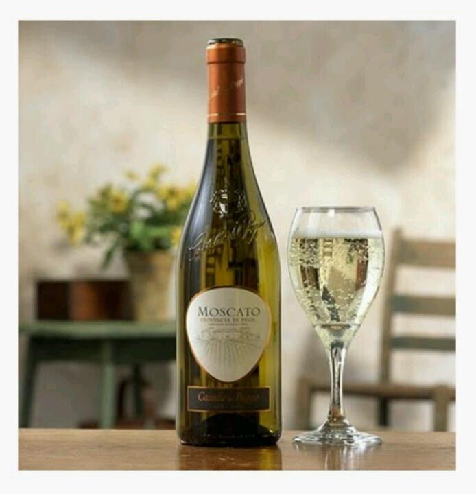 Love Moscato Wine!!! :)