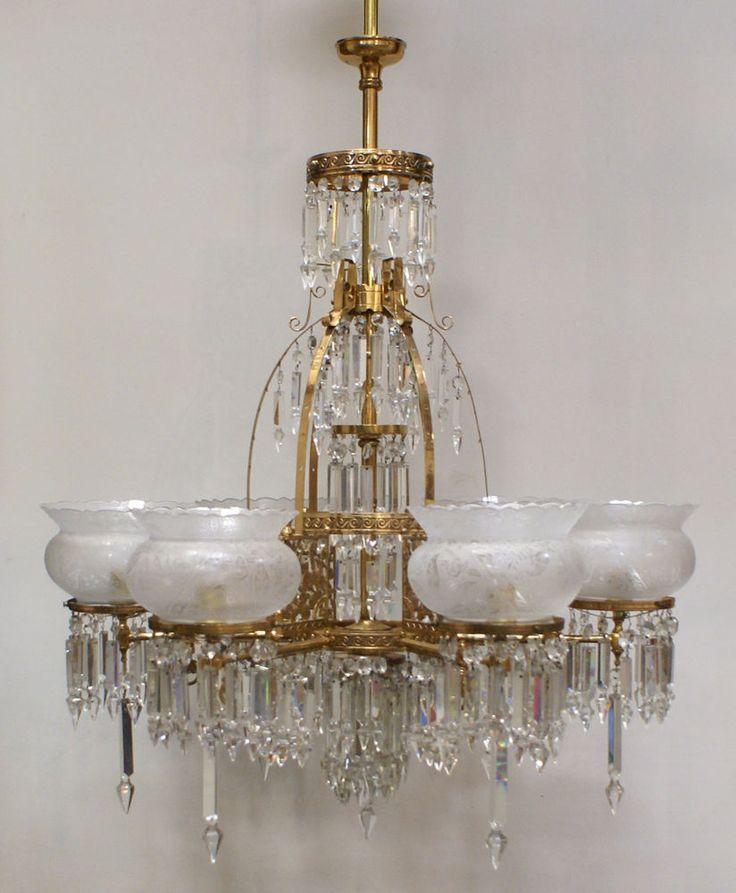 970 best CEILING LAMPS images on Pinterest | Chandeliers, Vintage ...