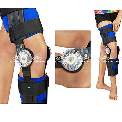 Functional Knee Support: GPC Medical Ltd. - Exporter & Manufacturers of Functional knee support, knee support, knee support brace, sports knee support from India. Visit us online for more products http://www.orthopaedic-implants.net/functional_knee_support_india.html