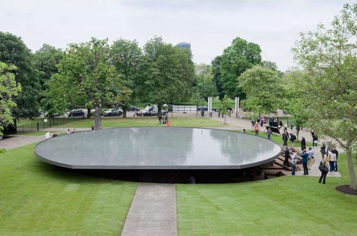 The 2012 Serpentine Pavilion; Photo: Getty The 2012 Serpentine Pavilion was opened to the press this morning under muted skies and damp grounds. Designed by ...