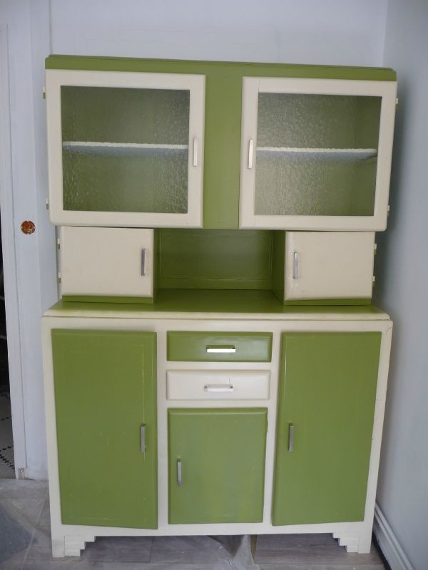 Old furniture/new color