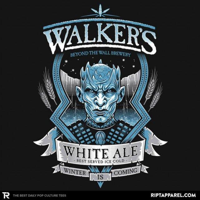 Walker's White Ale T-Shirt