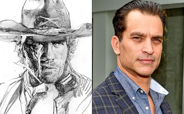 Johnathon Schaech has been tapped to play DC Comics antihero Jonah Hex on Legends of Tomorrow, EW has learned.