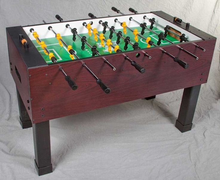 Best Foosers Images On Pinterest Bricolage Game Tables And - Gamepower foosball table