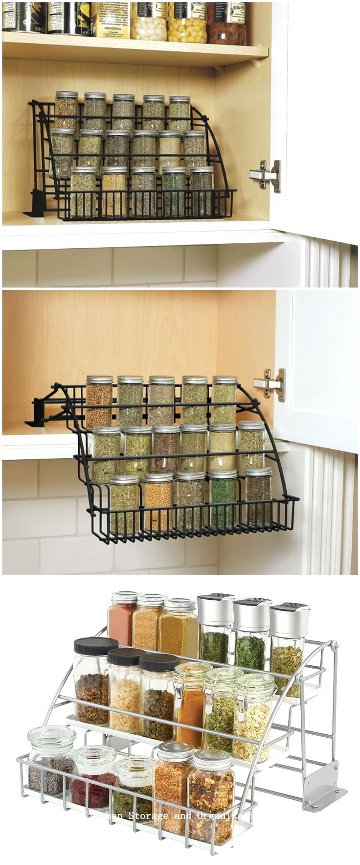 Diy Kitchen Storage And Organization Ideas On A Budget