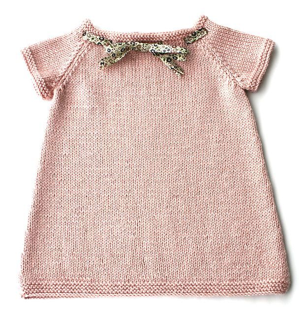 Ravelry: Robe Kaili pattern by Muriela