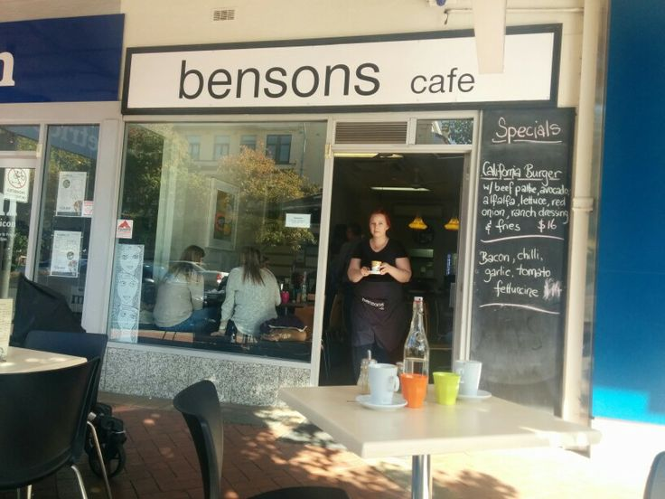 Bensons Cafe