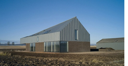 Contemporary Rural House Design by LJRH Architect