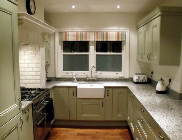 A Lovely Small Kitchen By Second Nature Specialist Elements Kitchens. See  More Images Of This