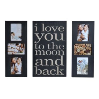 Frame Wall Decor Fashion Collage And Collage Frames On