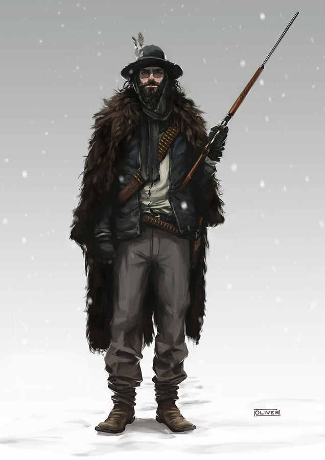 This is what I want my low point character to look like.