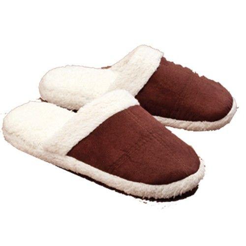 Zapatillas de microfibra de andar por casa. Perfectas como regalo publicitario. r#egalosoriginales #promociones ti#endaonline #merchandising 3promocionales articulos#promocionales