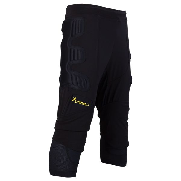 Storelli Bodyshield Ultimate Protection 3/4 Goalkeeper Pant   Check out the best in soccer goalkeeping equipment and gear at WorldSoccershop.com