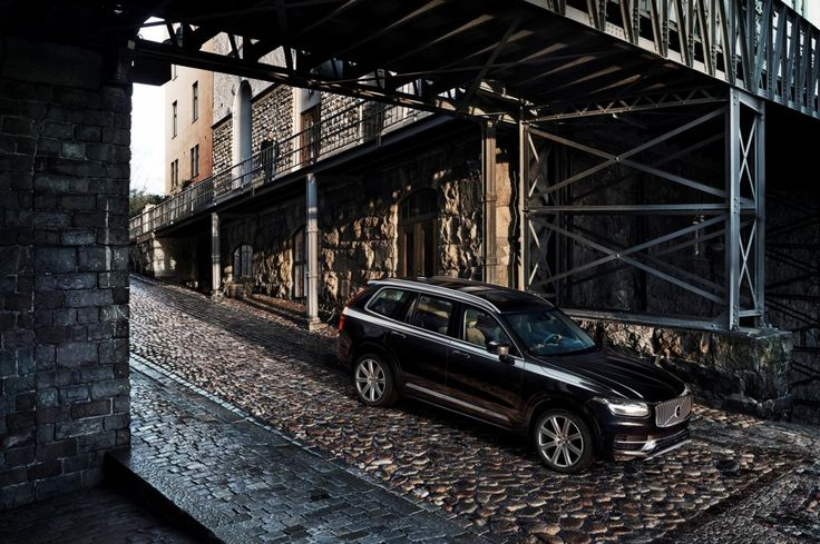 2015 Volvo XC90 - Photos