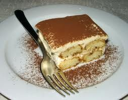 Tiramisu a great dessert