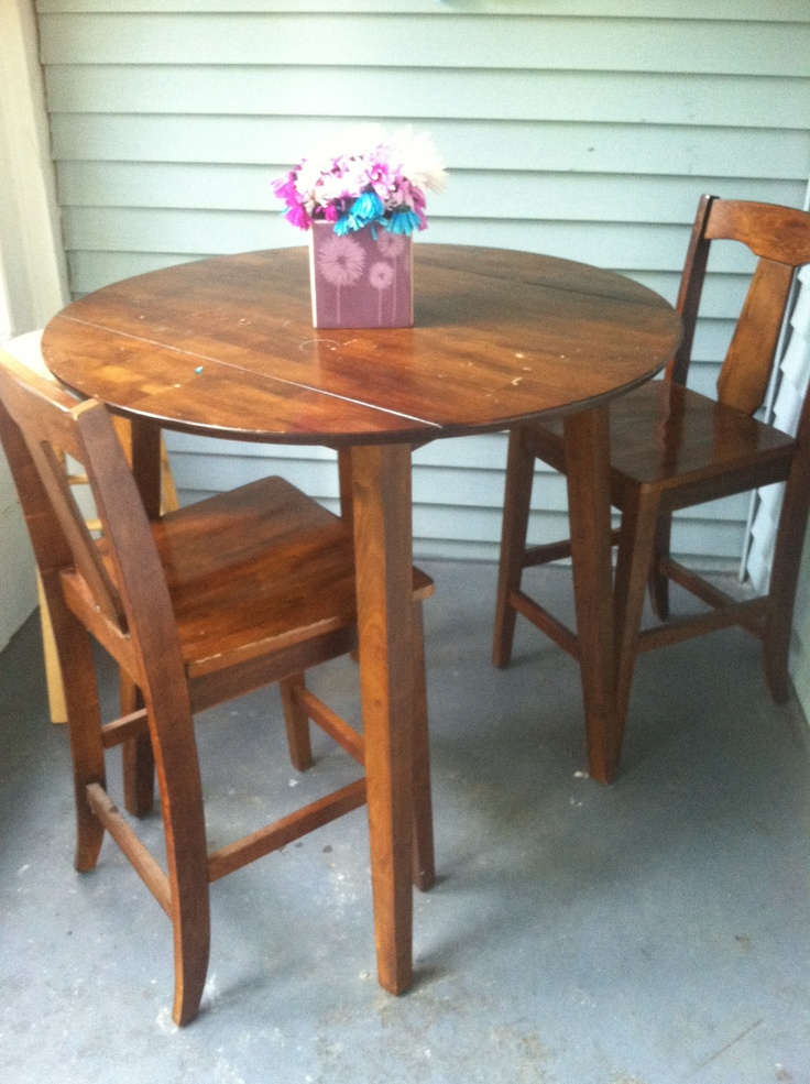 kitchen bistro table - Kitchen Bistro Tables And Chairs