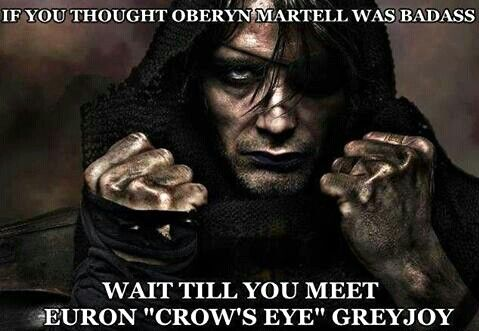 Game of Thrones ~  {*I truly hope they cast Mads MikkeLsen as Euron.*}