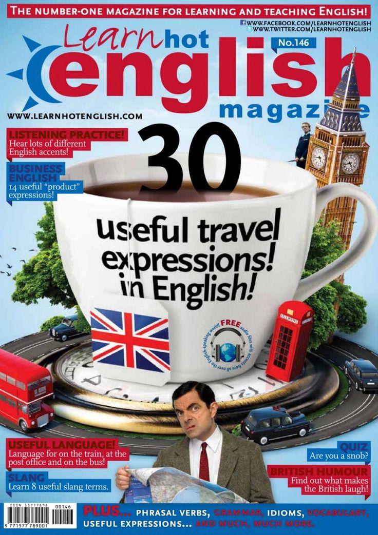 Hot english magazine 146