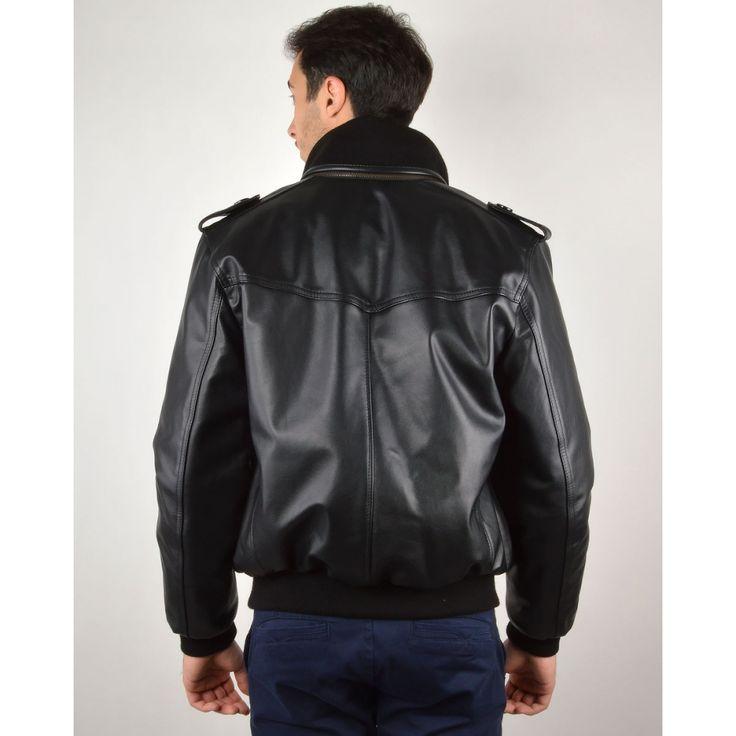 Телячья кожа: лучшее для курток