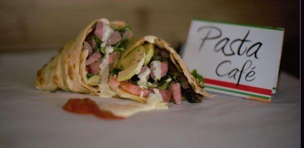Pasta Café Launches Gluten-free Pasta Wrap