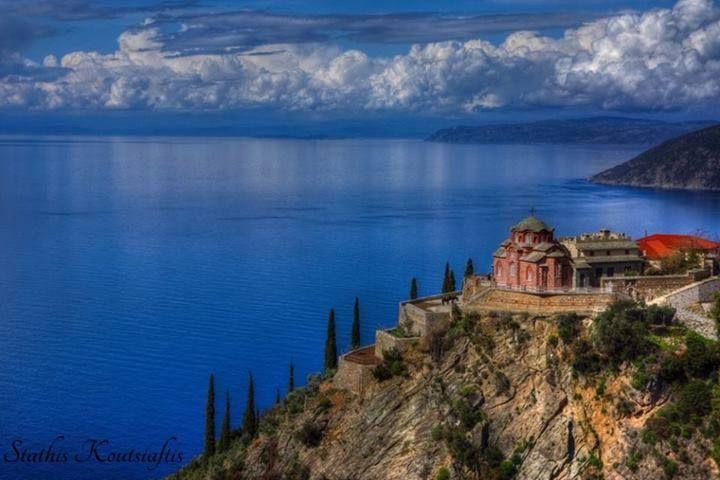 Agios Gewrgios -  Agion Oros