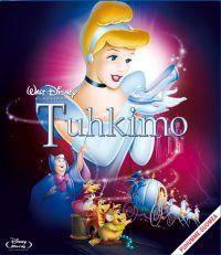 Disney Klassikko 12: Tuhkimo (Blu-ray) 12,95€