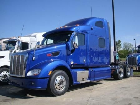 """Our featured truck is a 2013 Peterbilt 587, Paccar MX Eng., 10 Spd Trans., Engine Brake, 3.42 Ratio, 240"""" WB, 455 HP, Pete Flex Air Suspension. Check out this week's recently added trucks at http://www.nexttruckonline.com/trucks-for-sale/All-Categories/All-Makes/All-Models/results.html?days_old-max=7"""