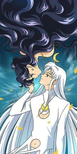 Luna and Artemis human by Ash