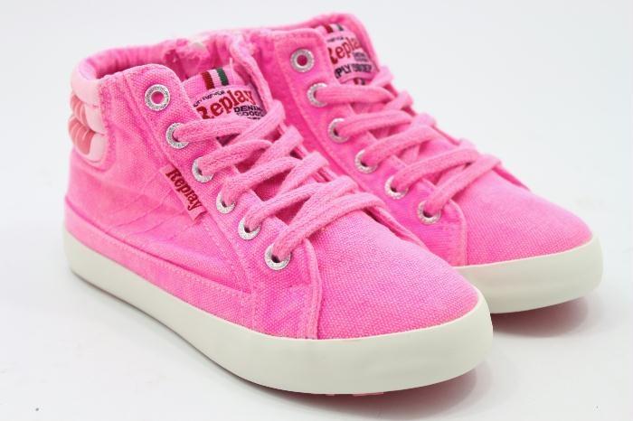 Replay sneakers PINK