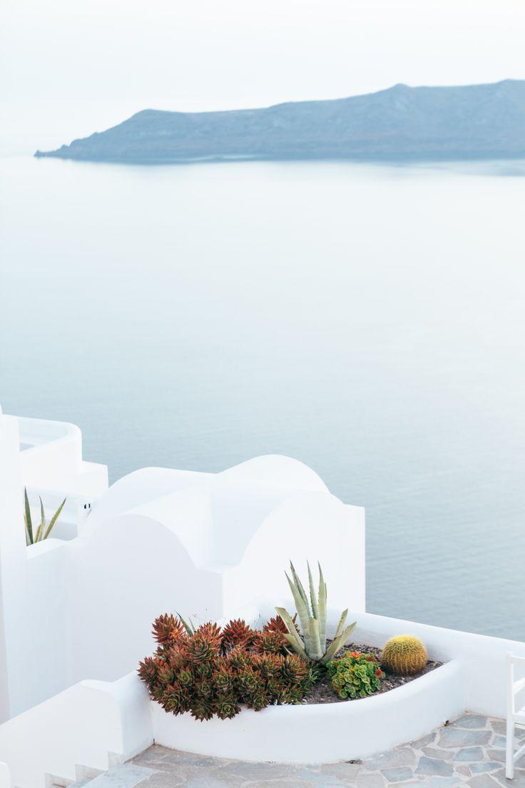 Ahh Santorini... via Brianna Vail