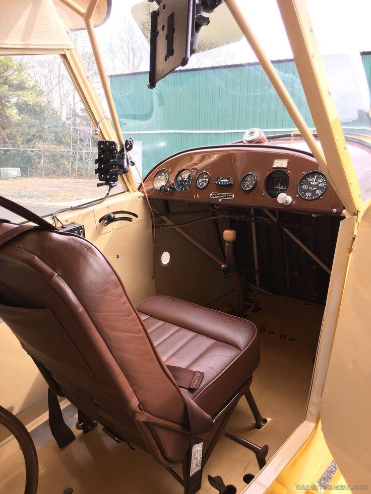 Aeronca Champ Cockpit in 2020 Cockpit, Private pilot