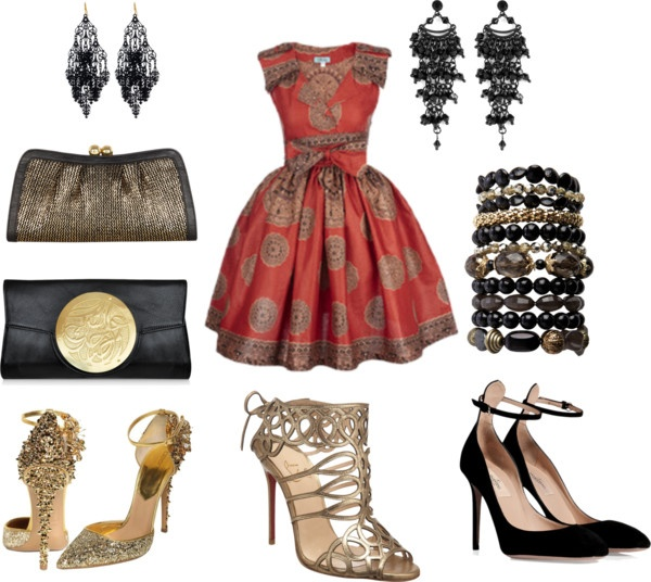 """""""African"""" by frederick-danielle on Polyvore"""