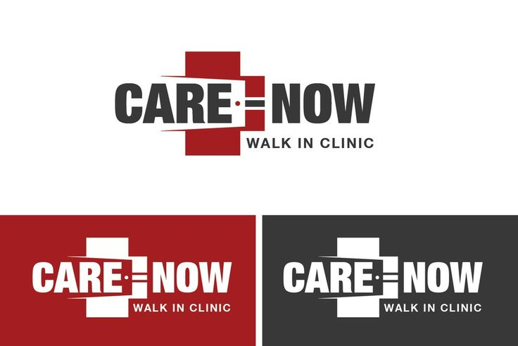 create a clear message for walk in clinic with patient focus-care on their time by vencoto
