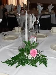 Hurricane Lamp Centerpieces Google Search