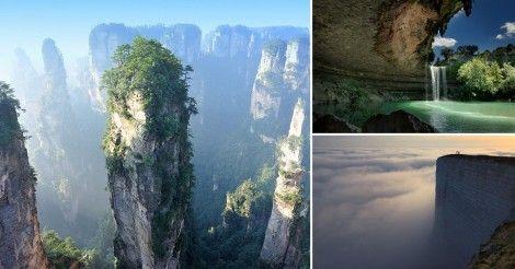 16 lugares para conocer antes de morir